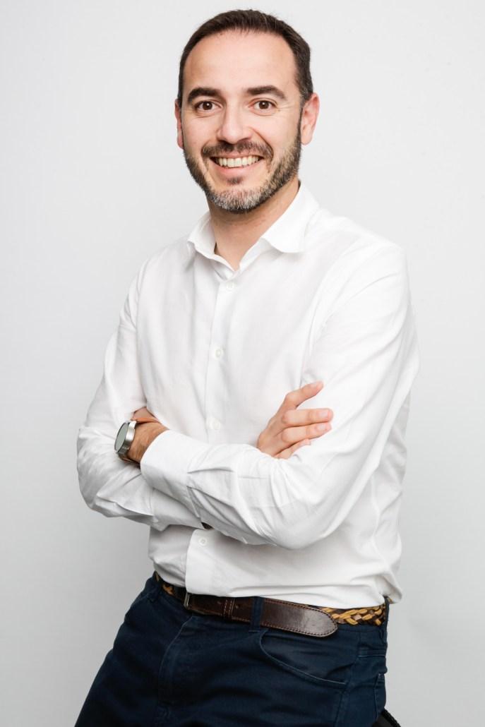 Ricardo Garcia, Director da Divisão de Soluções de Pagamento