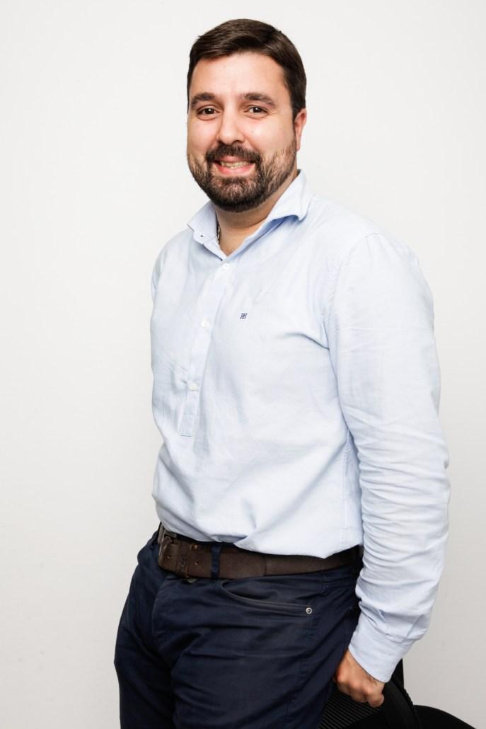 João Domingos, Director de Saúde e Segurança da Contisystems