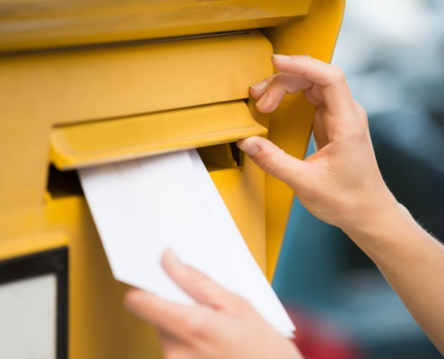 Paper mailing
