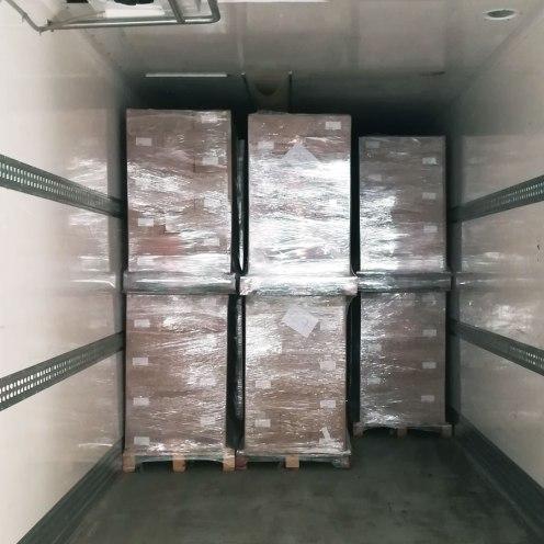 3 Milhões de envelopes a caminho de Marrocos