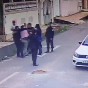 Vídeo: Polícia desmente acusações de agressão por agentes contra dentista no Acre