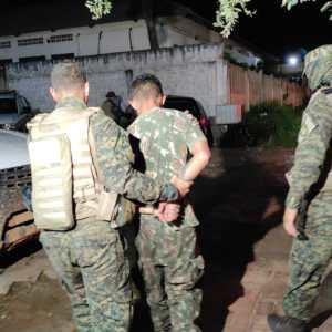 Gefron recupera caminhonete roubada de família que foi feita de refém no Rosa Linda