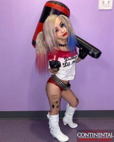 Tiny Texie Harley Quinn