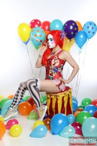 BJ McNaughty - Professional Naughty Clown