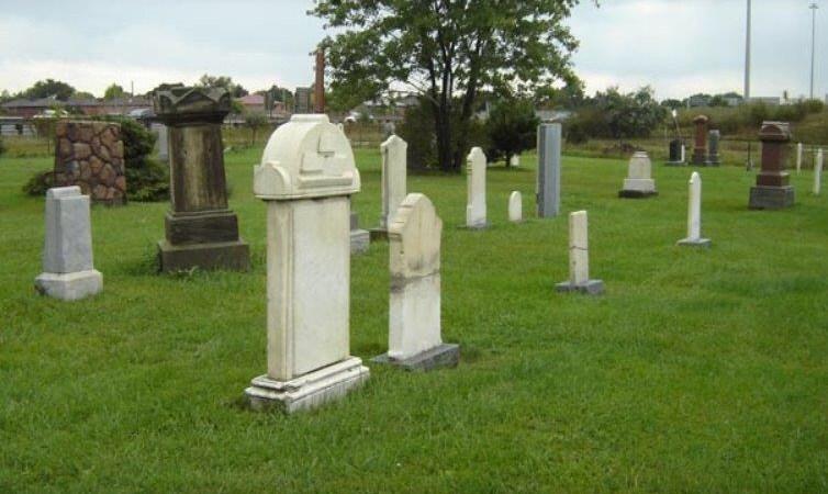 richview cemetery toronto highway 401 427 graveyard