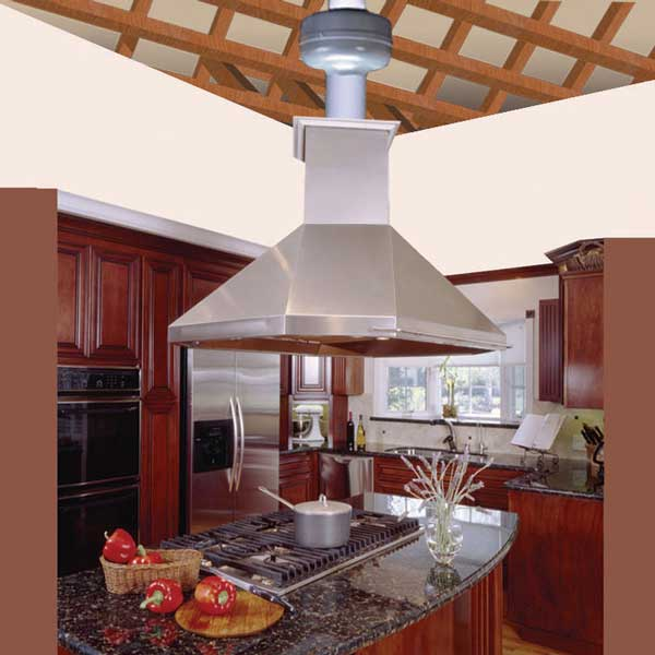 kitchen vent fan large tables residential range hood exhaust continental