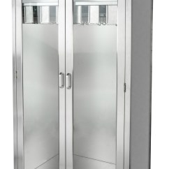 Storage Cabinets For Kitchen Rug Set Catheter Cabinet Continental Metal Products