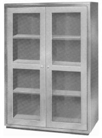 Instrument Cabinets - Continental Metal Products ...