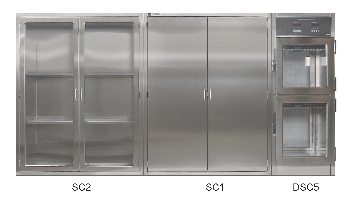 Stainless Steel Operating Room Cabinets  Continental