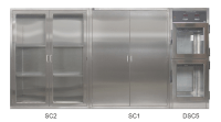 Stainless Steel Operating Room Cabinets - Continental ...