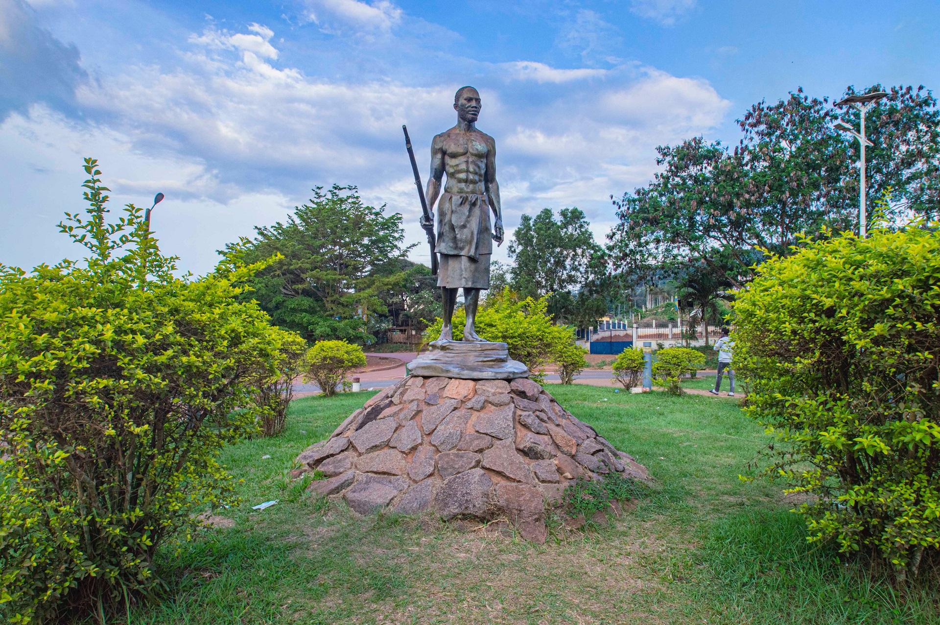 Stèle du guerrier Wongo