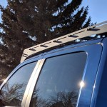 Prinsu Design Studio Roof Rack For 2009 2018 Ram Continue Crushing Overland
