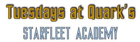 Starfleet Academy Banner