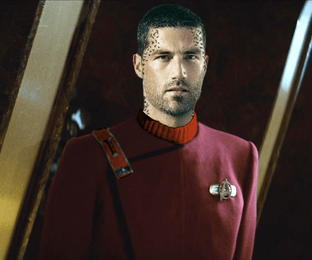 Arjin Nala, the TOS Trill – Continuing Mission