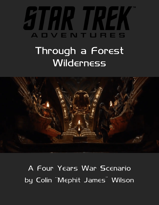 Through a Forest Wilderness - Preview