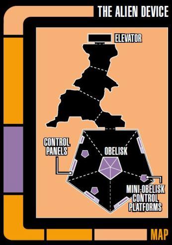 OSeku Obelisk Map