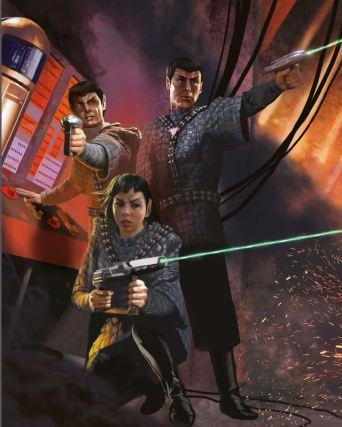 Romulans shooting