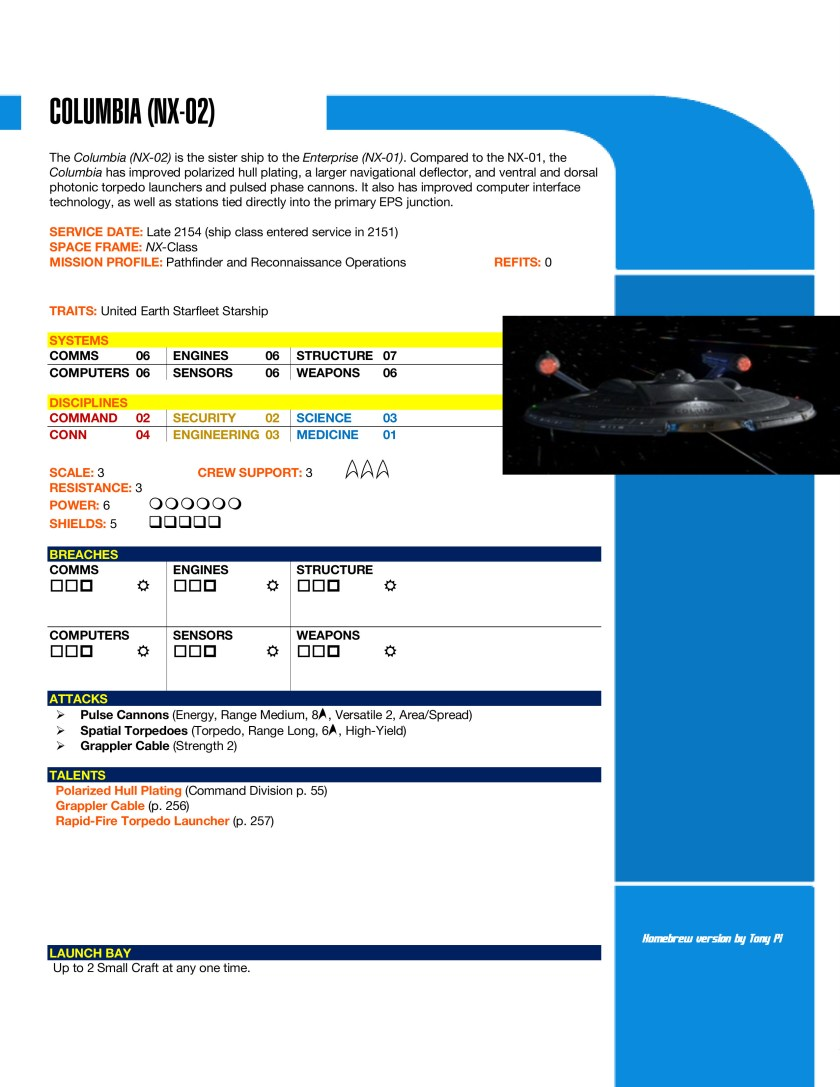 Microsoft Word - Columbia-NX-02.docx
