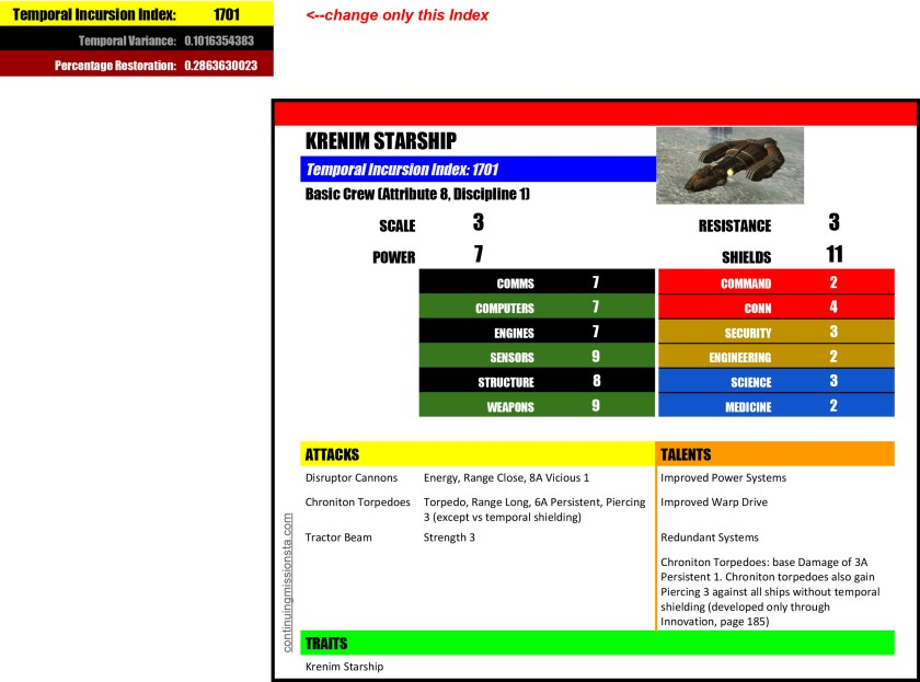 STA Krenim Starship Generator2