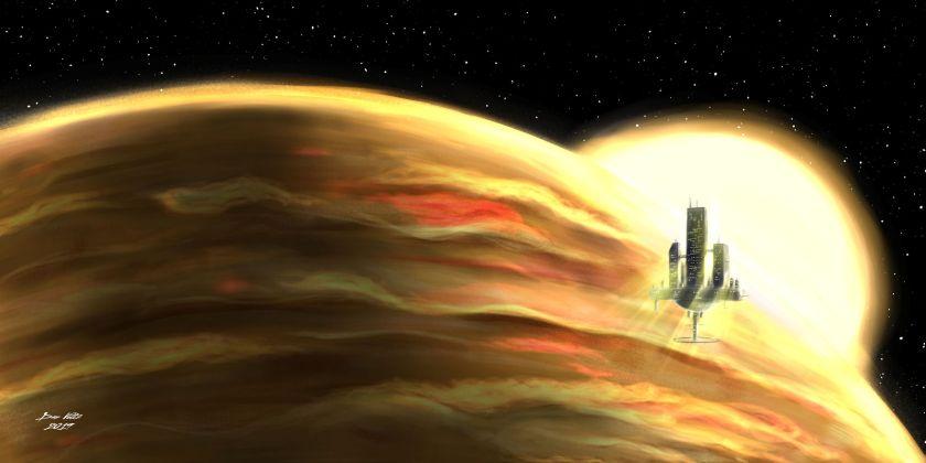 002 Space Station - Star Trek_Dan_Voltz - Social Media