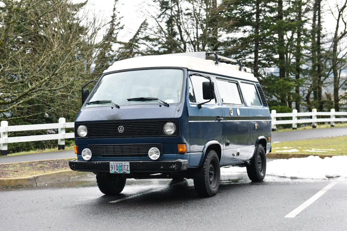 A Vanagon, Are You Sure?