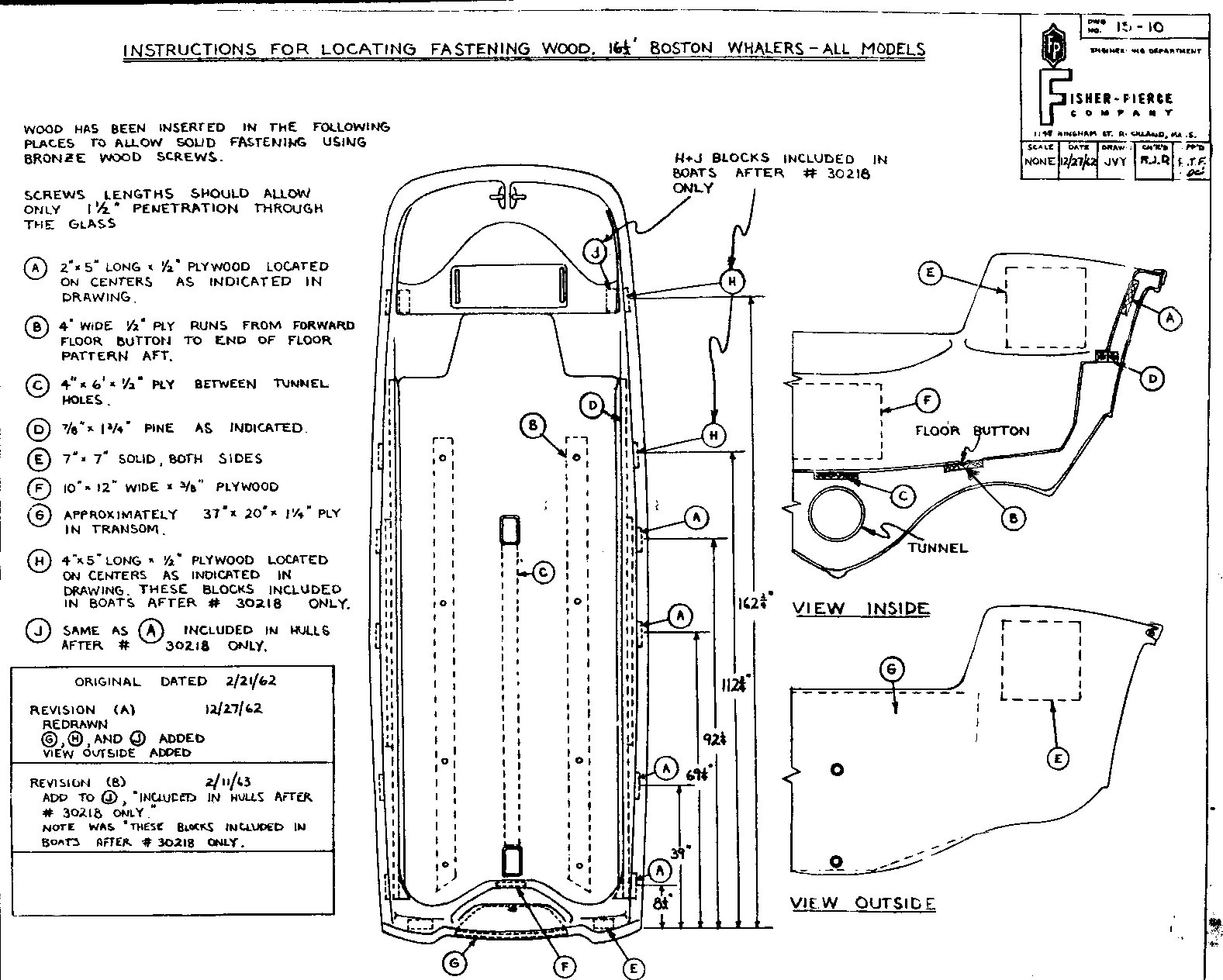 Boston Whaler Wiring Diagram