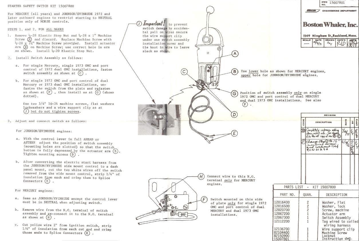 hight resolution of neutral safety switch boston whaler jpeg