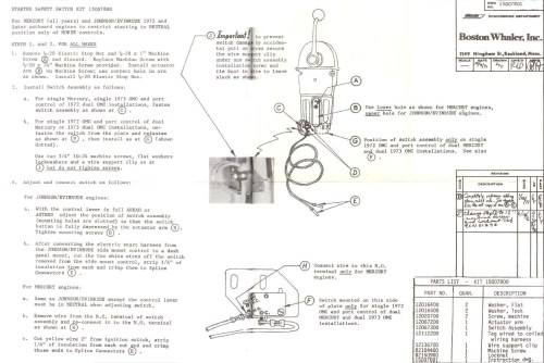 small resolution of neutral safety switch boston whaler jpeg
