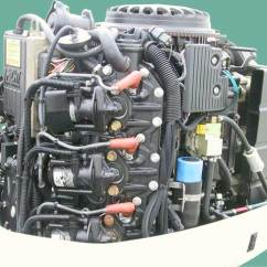 Evinrude Etec 225 Wiring Diagram Western Snow Plow Continuouswave Whaler Reference E Tec Engines Photo Starboard View Hp Ficht Outboard