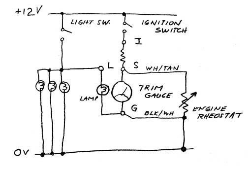 sun tach wiring diagram 2002 isuzu rodeo yamaha outboard harness for trim gauge, yamaha, free engine image user manual download