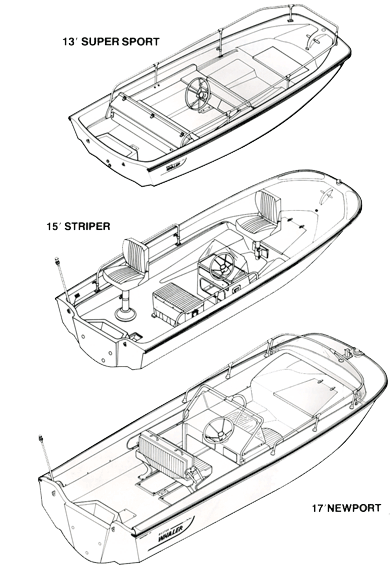 Boston Whaler Boat Deck Diagram : 31 Wiring Diagram Images