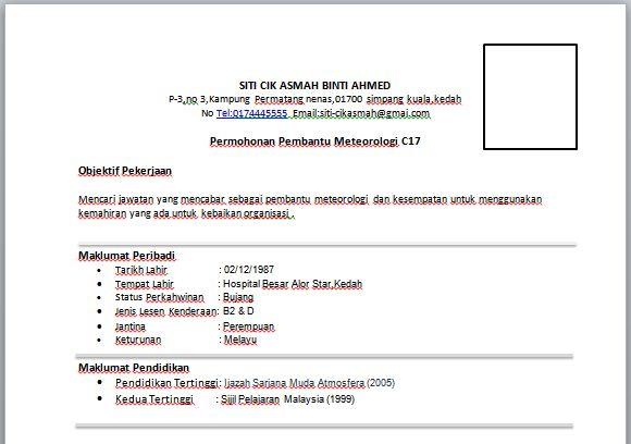 Contoh Soalan Temuduga Pembantu Tadbir Perkeranian Operasi N19 O Soalan