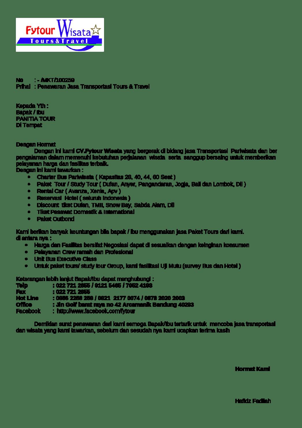 Cpns Archives Contoh Surat