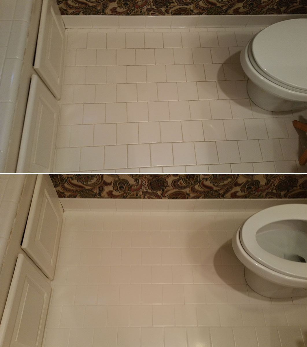 Bathroom Grout Tile Grout Cleaning Contour Cleaning