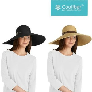 Contour Dermatology has Coolibar hats and clothing.