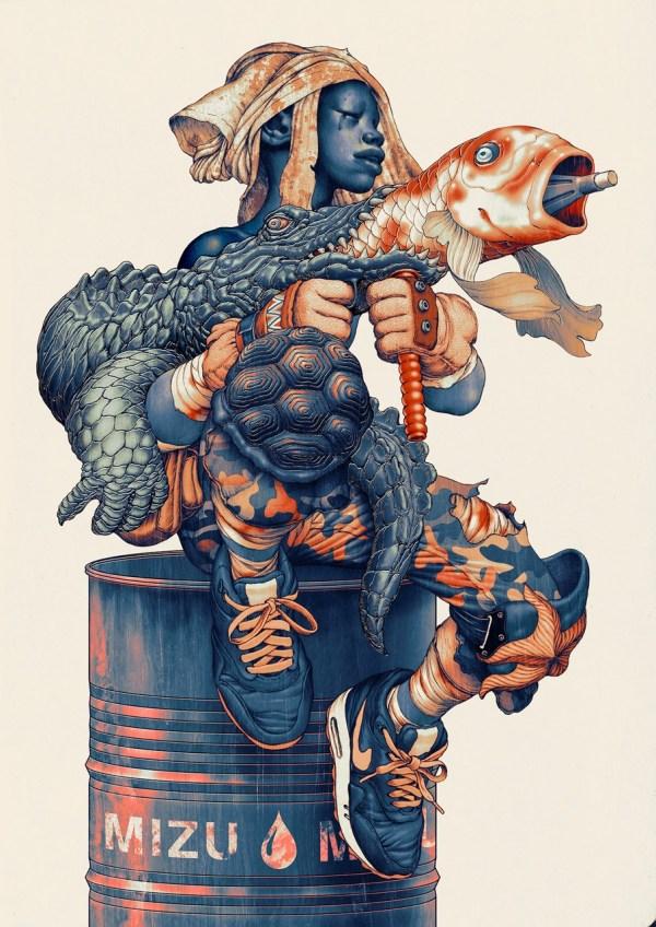 James Jean Illustration