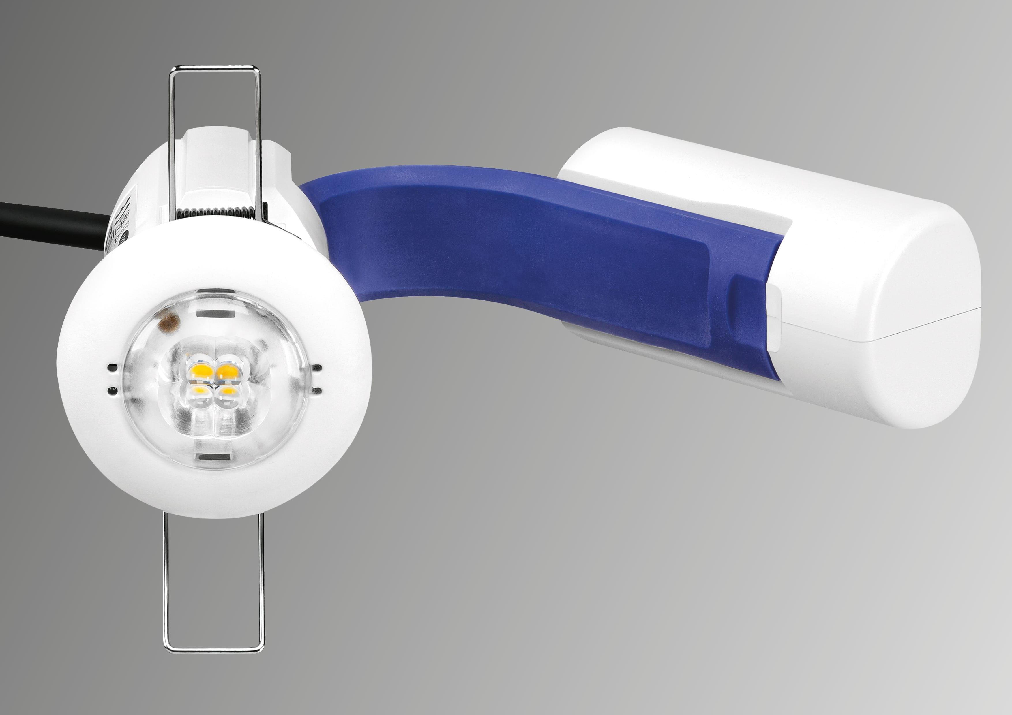 Mini Emergency Light By 9013 Transistor