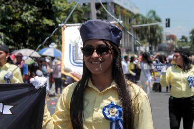 La sonriza juvenil de excelente academica