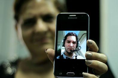 Janeth Lagos, tía de Raúl preso en La Tolva, Morocelí El Paraíso.