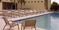 Aluminum Pool Furniture - Aluminum | Windward Pool
