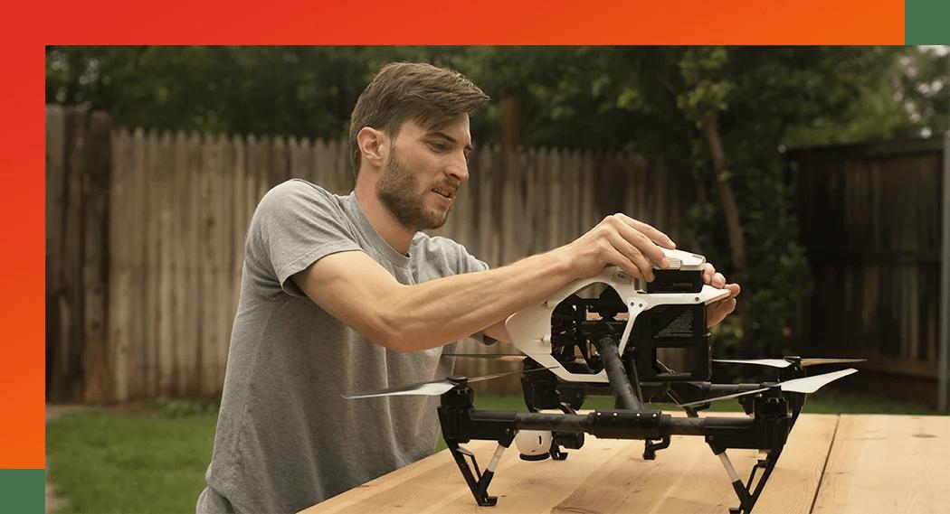 lubbock drone pilot photography