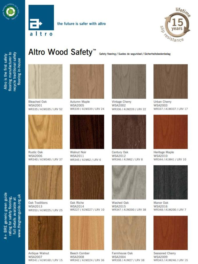Altro Safety Flooring Samples Wikizie Co