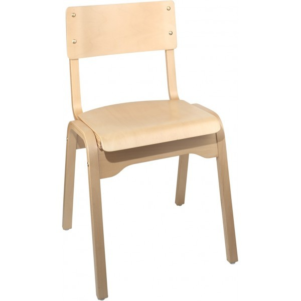 stackable restaurant chairs rental chair covers cost beechwood stacking holsag carlo natural contractfurniture com