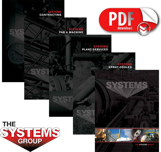 The Systems Group Brouchures