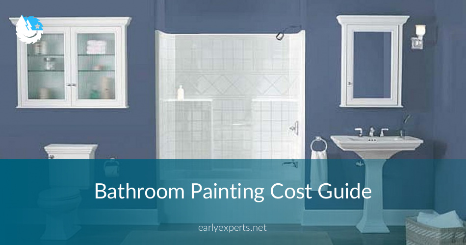 Bathroom Painting Cost Break Down And Details