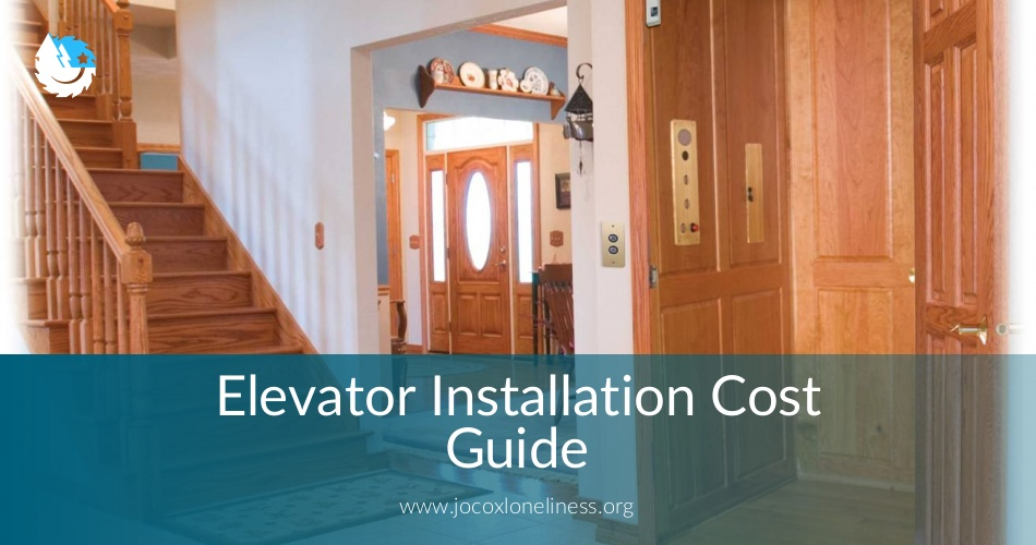 Elevator Installation Cost Guide Specs  Instructions
