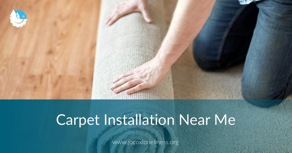 Carpet Installation Near Me Cost Checklist And Free