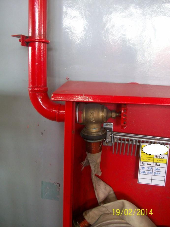 Langkah Melakukan Perawatan Fire Hydrant  Bromindo Fire