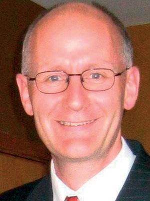 John Pfahlert, Chief Executive, Water New Zealand