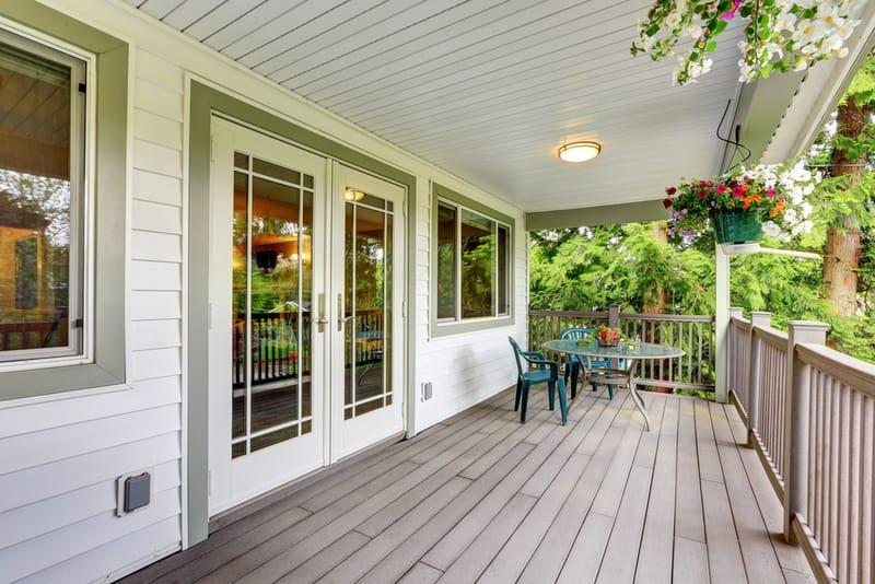 21 best front porch flooring options